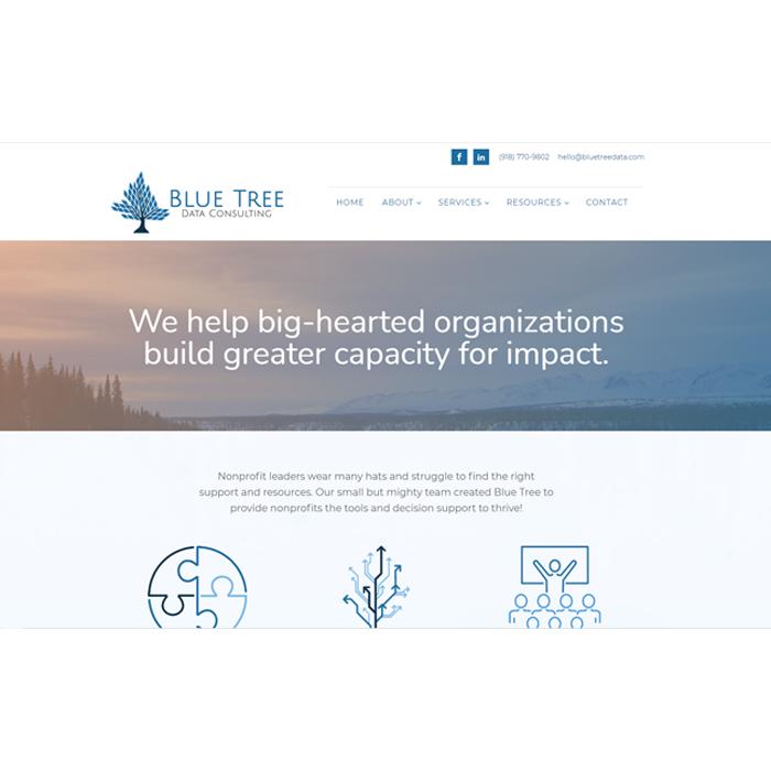 grace house web site design